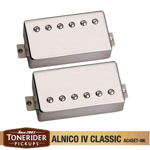 TONERIDER Alnico IV PAF Style, AC4, Nickel
