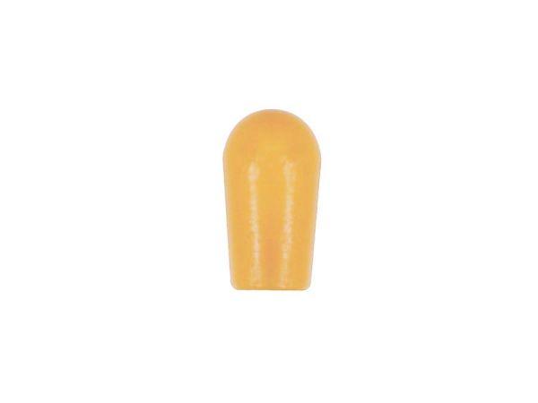 Schalterknopf LP-style, US-Gewinde (inch), passend zu Switchcraft-Schaltern, amber